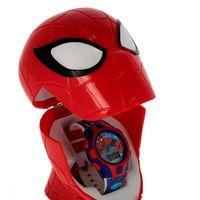 Reloj digital Spiderman con estuche 3D por sólo 10 euros y envío gratis