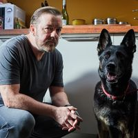 'After Life': Ricky Gervais pone fecha al estreno de la temporada 2 en Netflix
