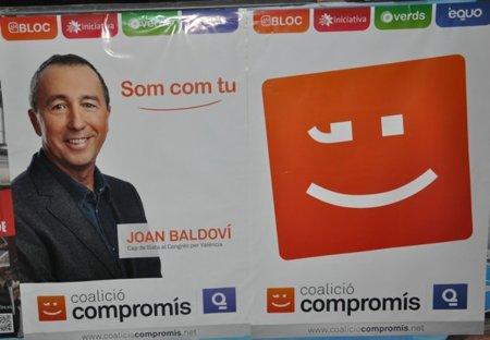 """Compromís-EQUO pregunta en el Congreso por la vigilancia a los """"líderes"""" del 15-M"""