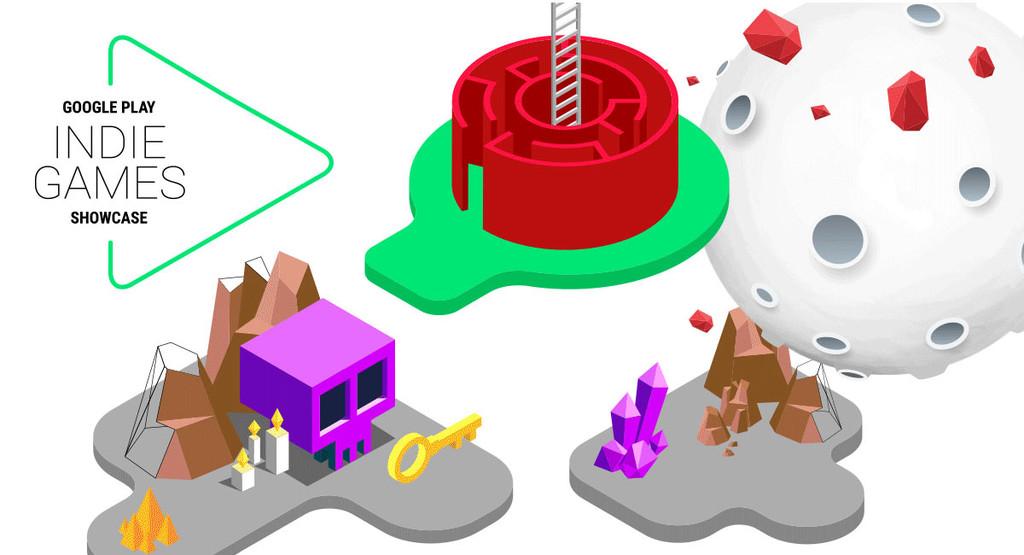 Los veinte mejores games indie europeos del festival Google™ Play Indie Games Showcase