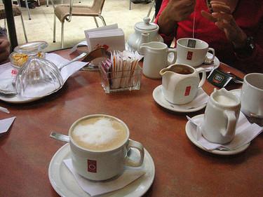 Mala leche en restaurantes y cafeterías