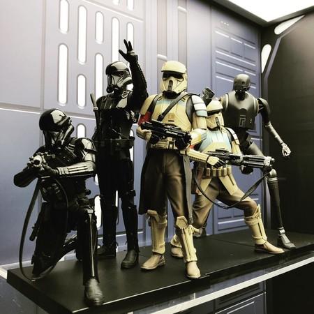 Museo Star Wars Ciudad México
