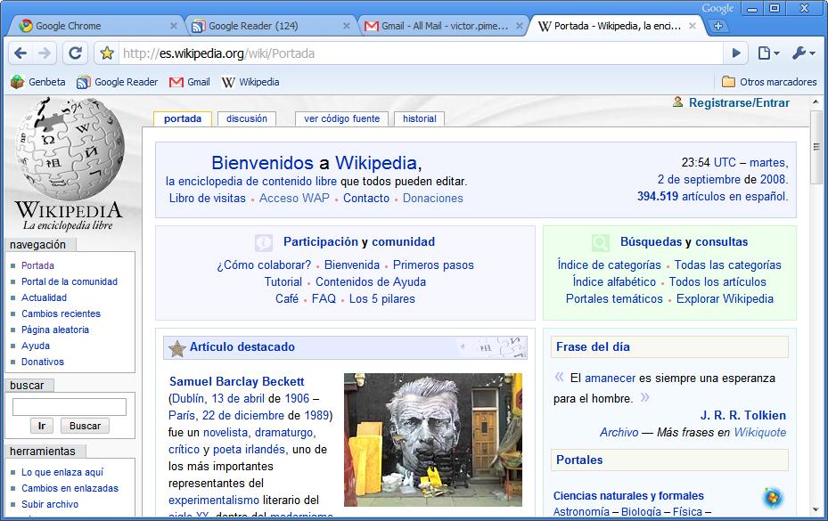 Foto de Google Chrome (1/68)