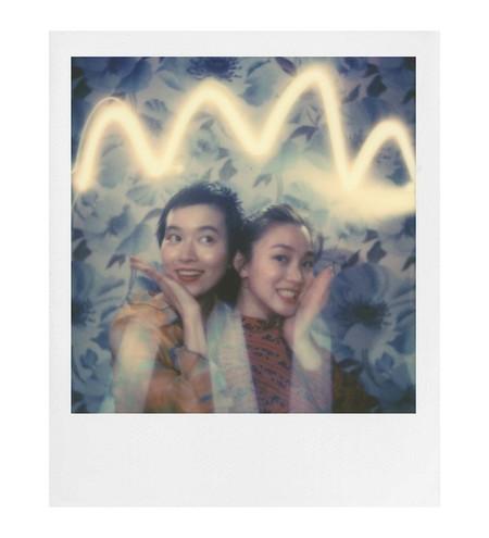 Polaroid Onestep Plus Lightpainting 2