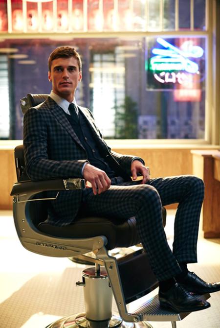 La sastrería Gucci bajo los focos de un Fashion Film