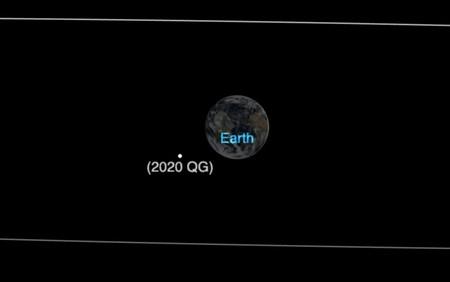 """Un asteroide del tamaño de un coche pasó """"rozando"""" la Tierra y ni siquiera lo teníamos vigilado"""