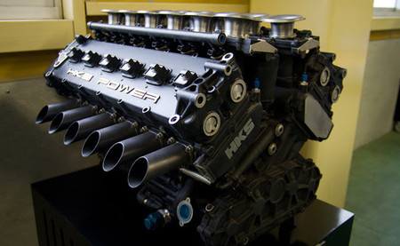 HKS 300E V12 - F1