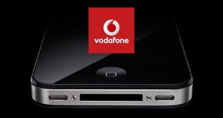 iPhone 4, tarifas oficiales de Vodafone