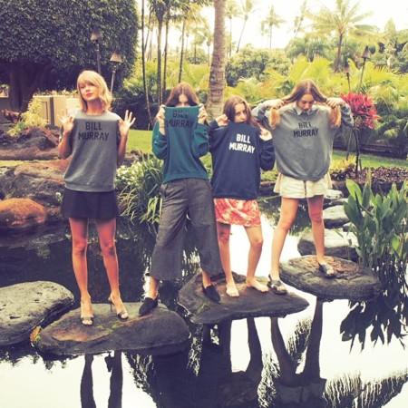 Karlie Kloss Taylor Swift Vanessa Hudgens Marca Reformation 2