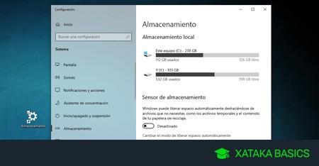 Cómo crear acceso directo a una configuración concreta de Windows 10