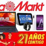 9 ofertas del Aniversario MediaMarkt que no te puedes perder: portátiles ASUS, smartphones Samsung y Huawei, auriculares Beats o altavoces Sony a precios rebajados