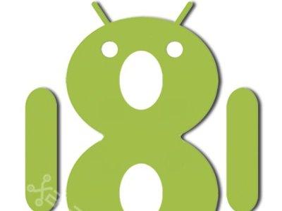 Ocho años de Android recogidos en una completa infografía