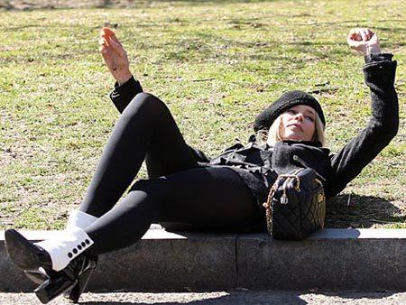 ¿Claudia Schiffer para Chanel otoño-invierno 2008/09?