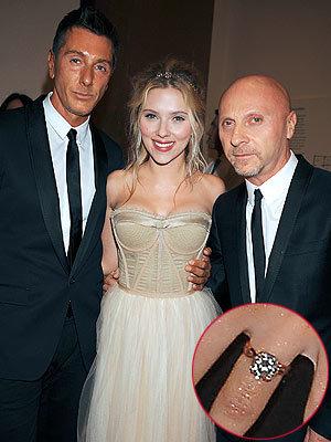 Scarlett Johansson, ¿se nos casa?