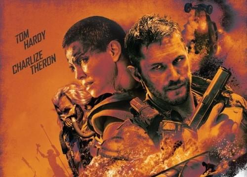 'Mad Max: Furia en la carretera', la película