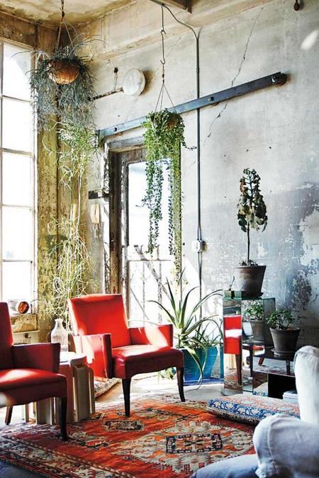 Tres estilos decorativos para un hogar hipster