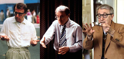 Ordena de peor a mejor las películas de Woody Allen