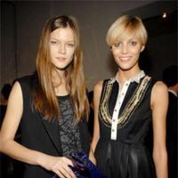 El look de calle de las modelos: model street style