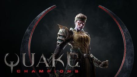 La paladina Galena de Quake Champions cura y destroza a partes iguales en su tráiler de presentación