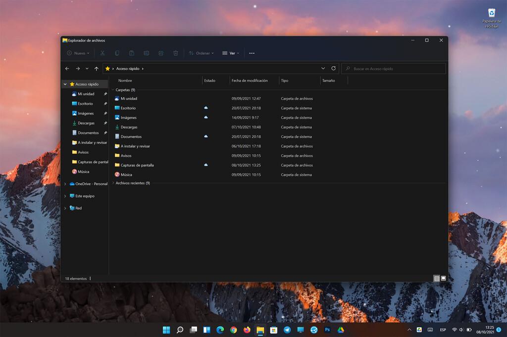 Microsoft ya tiene lista una solución para el consumo excesivo del Explorador de archivos