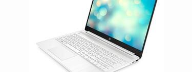 Este portátil básico cuesta muy poco en AliExpress Plaza: HP 15s-eq1117ns por sólo 260 euros con este cupón