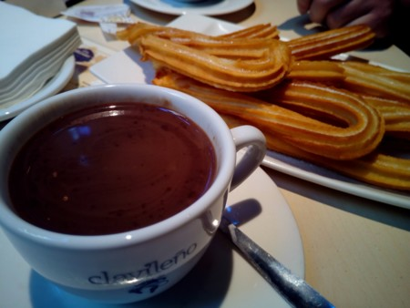 Churros With Chocolate 1114343 1280
