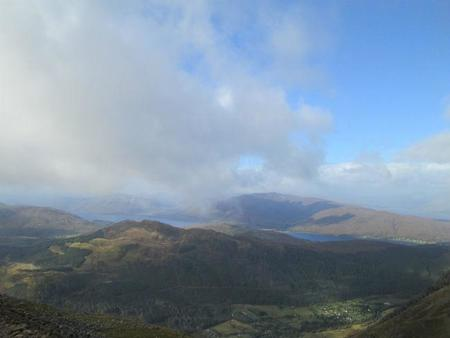 Rutas de senderismo para subir el Ben Nevis, la montaña más alta del Reino Unido