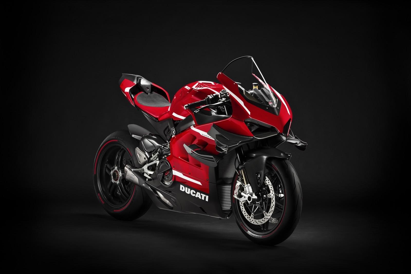 Foto de Ducati Panigale Superleggera V4 2020 (6/61)
