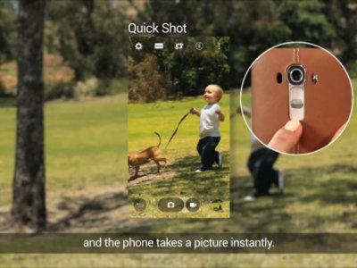 LG sigue deshojando la margarita y muestra en vídeos su UX 4.0 y la tapa de cuero del G4