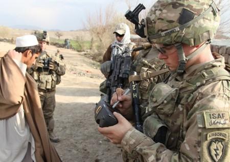 CBMEN,  DARPA ya tiene  nueva red ad hoc para soldados
