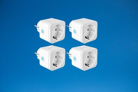"Controla tu consumo eléctrico con estos cuatro enchufes ""inteligentes"" TECKIN de oferta a 30 euros en Amazon con este cupón"