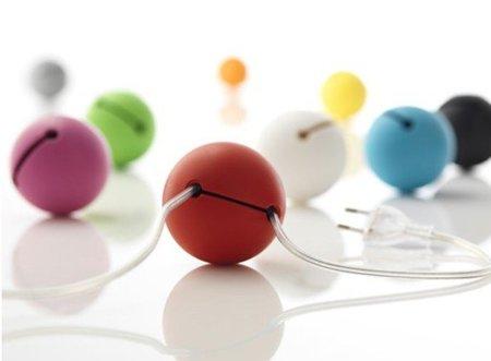 Balls of Wire, otra forma de esconder los cables