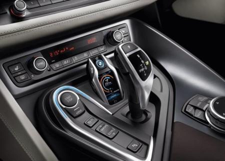 BMW i8 mando