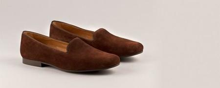 Suede Loafer M Lat X