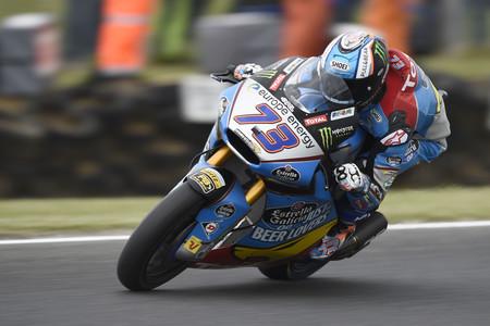 Alex Marquez Moto2 Valencia 2018