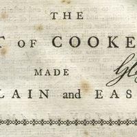 Hannah Glasse, la anónima cocinera que enseñó a cocinar a medio Reino Unido y dio nombre a las hamburguesas
