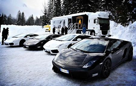 Aprende a conducir tu Lamborghini