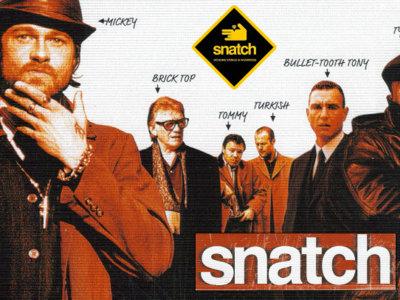 Cine en el salón: 'Snatch. Cerdos y diamantes'...y un gitano llamado Brad Pitt
