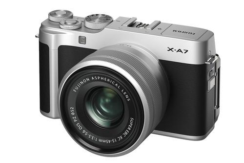 Fujifilm X-A7, renovación de la más sencilla (y ligera) de la serie X ahora con mejor pantalla y AF mejorado