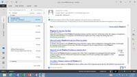 Primeras capturas de pantalla de Outlook 2013 en Windows RT