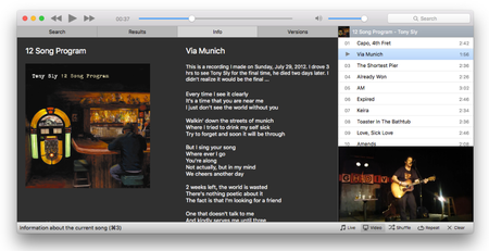 Musictube Youtube Streaming Music Player For Mac Windows And Linux