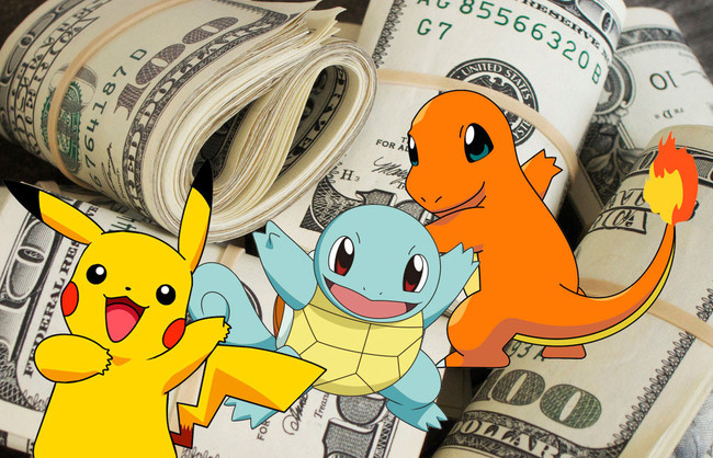Pokémon GO estará en un segundo plano, pero The Pokémon Company ha multiplicado por 25 su beneficio