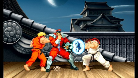 Ultra Street Fighter Ii The Final Challengers Switch 4