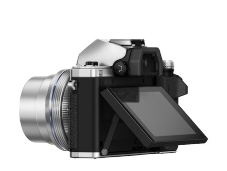 Om D E M10 Mark Ii Ez M1442ez Silver Display