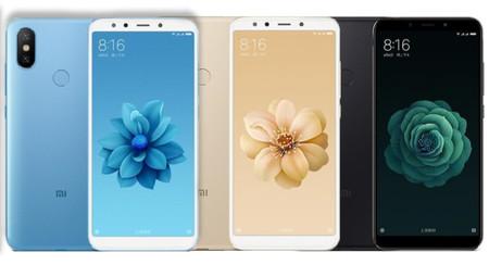El Xiaomi Mi A2 no ha sido anunciado pero una tienda online ya le ha puesto fecha y precio