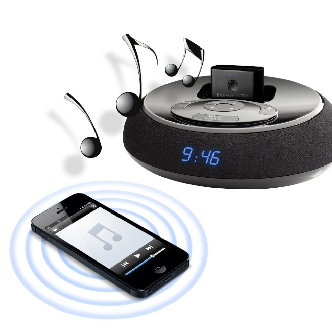 Energy Bluettoth Music Receiver