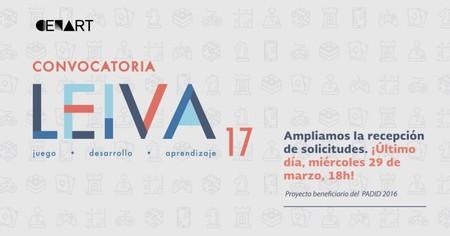 Hoy es el último día de convocatoria de LEIVA 2017