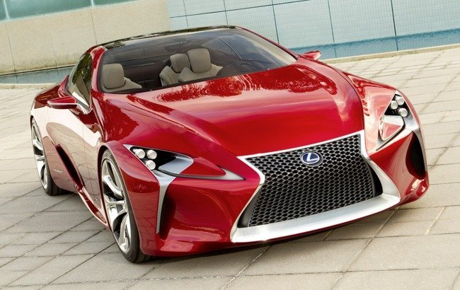 Lexus LF-LC Concept 001