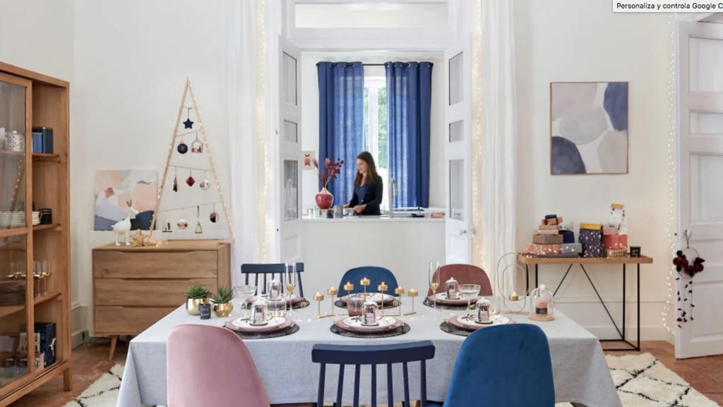 Avance de la Navidad 2020 de Maisons du Monde: elegancia minimalista y llena de luz en 16 ideas