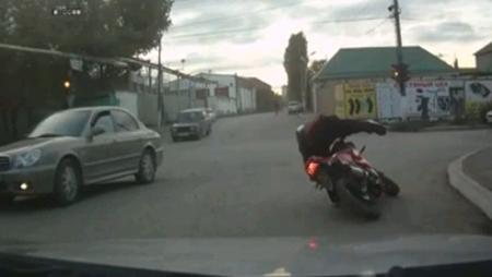 Si bebes no conduzcas, y en moto mucho menos